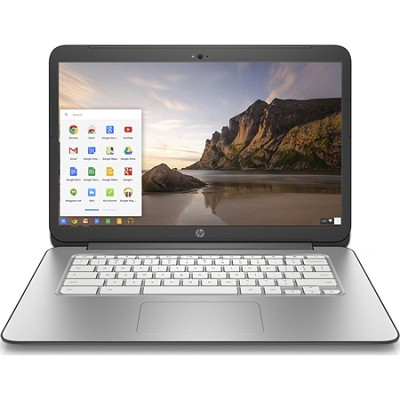 Chromebook 14-x010nr 14` - New Version - Snow White