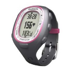 FR70 Fitness Watch Pink with Heartrate Monitor