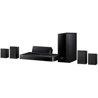 HT-J4100 - 5.1 Channel 1000-Watt Blu-Ray Home Theater System