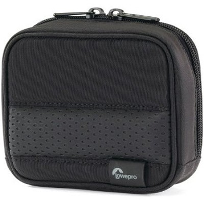 LP36196-0AM - Munich 30 Camera Pouch (Black)