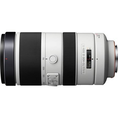 SAL70400G2 G Series 70-400mm f/4-5.6 Super Telephoto Lens - OPEN BOX