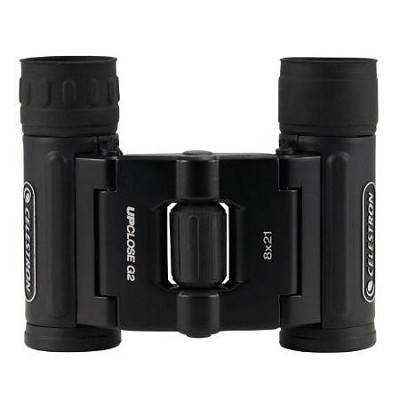 UpClose G2 8x21 Roof Binocular 71230 - TORN BOX