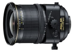 PC-E NIKKOR 24mm f/3.5D ED Lens, With Nikon 5-Year USA Warranty