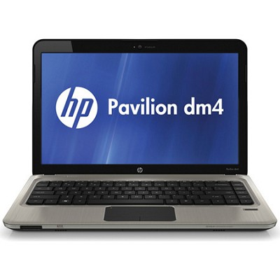 Pavilion 14.0` DM1-2180US Entertainment Notebook PC - Intel Core i5-2430M Proc.