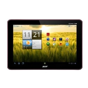 A200 8GB Touch Tablet Tegra T20S 1.0 GHz (Dual-core) Red