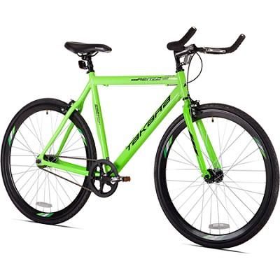 Green Renzo 22.5`/56cm 700c Fixie Road Bike (32724)