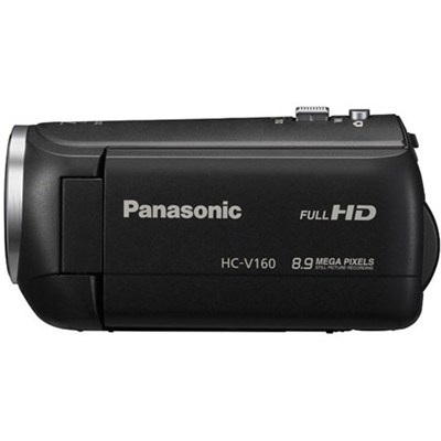 HC-V160K Long Zoom Camcorder with Built-in WiFi - OPEN BOX