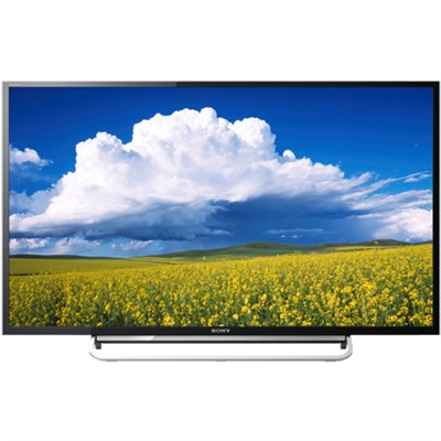 KDL48W600B - 48-Inch LED Full HD 1080p 60 hz Smart TV Built-In WiFi - OPEN BOX