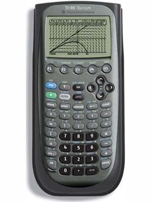 Titanium Graphing Calculator - 89T/CLM