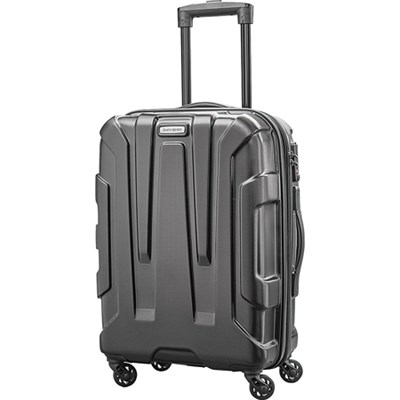 Centric Hardside 20 Carry-On Luggage Spinner, Black - 92794-1041