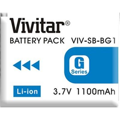 NP-BG1 1100 mAh Battery for Sony DSC-H55, DSC-HX5V & Similar Digital Cameras