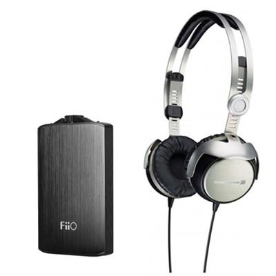 T51i Portable Tesla Hi-Fi Headphones Apple-Certified Remote & Mic w/Bundle