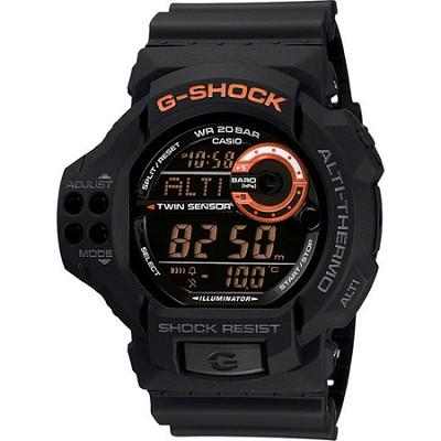 GDF100-1B - G-Shock The Outdoorsman Twin Sensor Watch