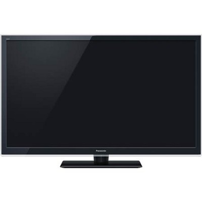 VIERA Class 3D LED Black Flat Panel HDTV 4 Glasses - OPEN BOX