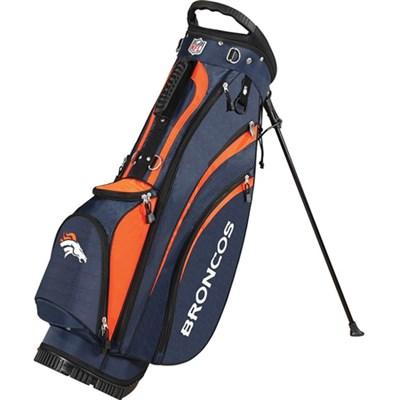 NFL Denver Broncos Golf Carry Bag - OPEN BOX