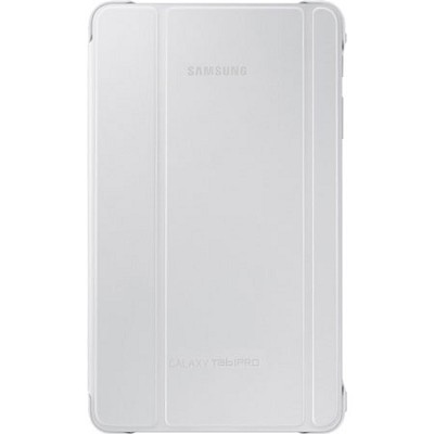 White Book Cover for 8.4` Galaxy Tab Pro Tablet
