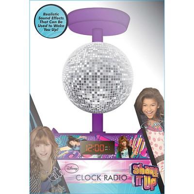 Disco Ball Alarm Clock Radio