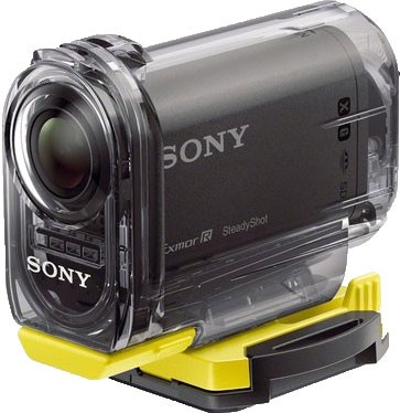 HDR-AS10/B Compact POV HD Action Camera - OPEN BOX