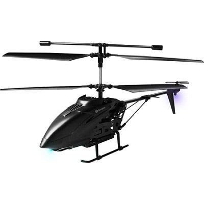Black Swann - RC Stealth Helicopter Shoots Videos
