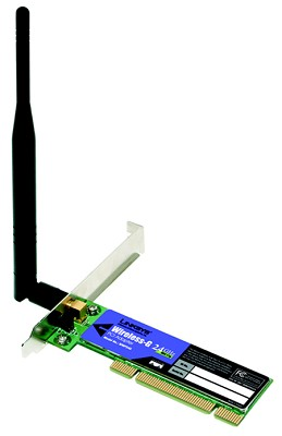 Wireless-G PCI Adapter