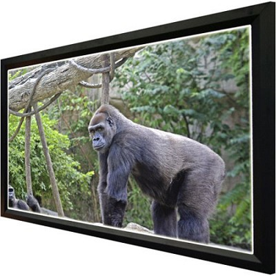 Lumenary 110` Diagonal, 16:9 Framed Wall Screen - LUM-110VX
