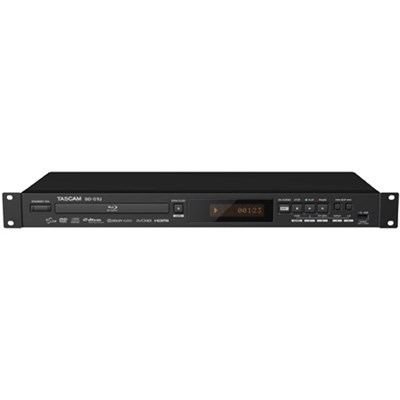 Rack-Mountable Blu-Ray Player (BD-01U)