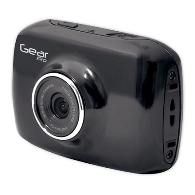 High-Definition Action Camera, 720p Wide-Angle Camcorder With 2.0 Touch Screen
