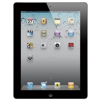 iPad 3 16GB WiFi Black - MC705LL/A