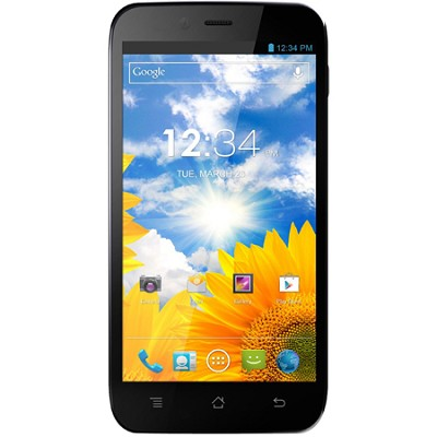 Studio 5.0 S 5-Inch 3G Android 4.1 Jelly Bean Unlocked Cell Phone (Black)