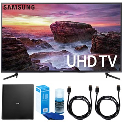 58-inch Smart LED 4K UHD TV w/ Wi-Fi + Indoor Antenna Bundle