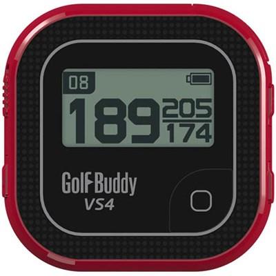 VS4 Golf GPS - Black/Red (GB7-VS4-BLKRED) - OPEN BOX