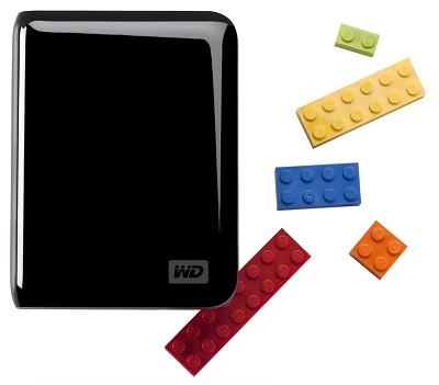 My Passport Essential SE 1TB Portable USB Drive  Black WDBABM0010BBK-NESN