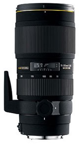 70-200mm f/2.8 EX DG APO HSM II Telephoto Zoom w/ Macro, AF Lens for Pentax