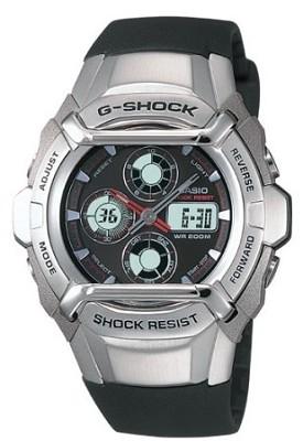 G511-1AV - Men's G-Shock Ana-Digi Black Shock resistant Sports Watch