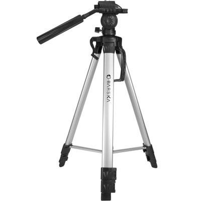 Deluxe Tripod Extendable to 63.4` with Carrying Case - AF10374