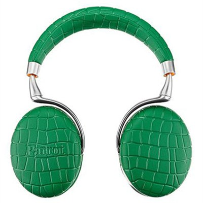 Zik 3 Wireless Bluetooth Headphones w/ Wireless Charger (Emerald Green Croc)