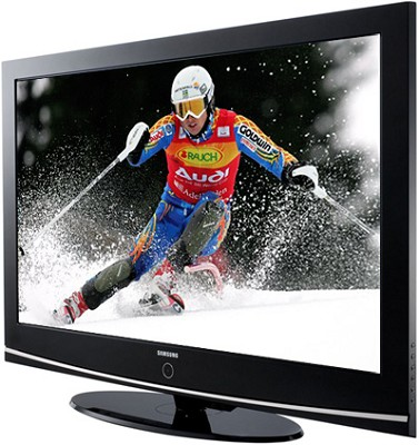 HP-S4254 42` High-definition Plasma TV (Refurbished)