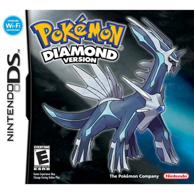 DS Pokemon - Diamond Version