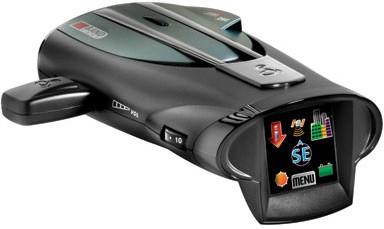 XRS 9970G Maximum Performance Radar/Laser/Safety Camera Detector