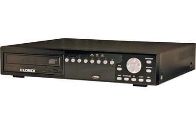 L208D251 8-channel Triplex Network Digital Video Recorder With DVD-RW