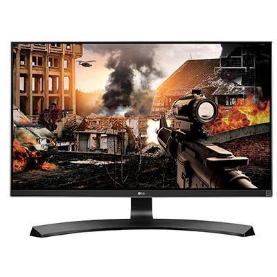 27UD68P-B 27` 3840x2160 LED LCD Monitor