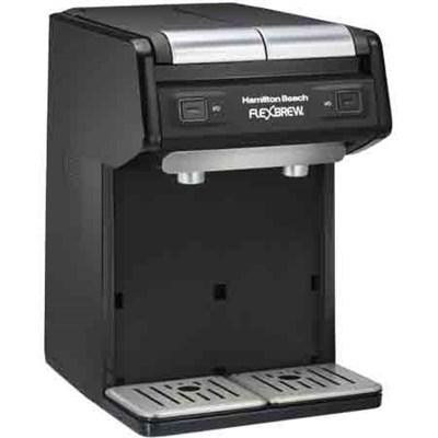 FlexBrew Dual Single Serve Coffee Maker, Black - 49998