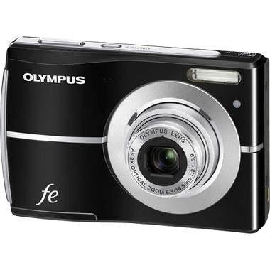 FE-45 10MP 2.5` LCD Digital Camera (Black)