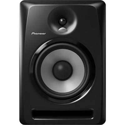 Black Pioneer S-DJ80X 8` Active DJ Speaker Reference Monitor