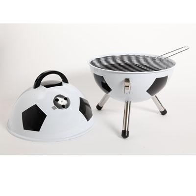 Soccerball Style Outdoor Grill