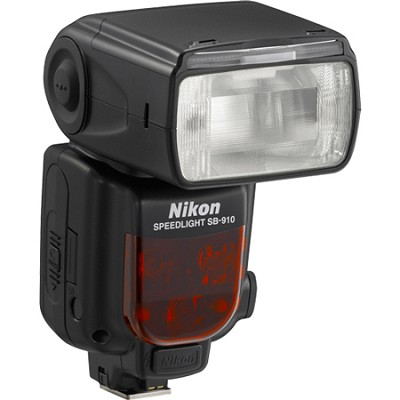SB-910 AF Speedlight Flash - USA Warranty