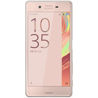 Xperia X 32GB 5-inch Smartphone, Unlocked - Rose Gold
