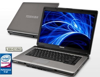 Satellite Pro L300-EZ1502 15.4` Notebook PC (PSLB9U-010016)