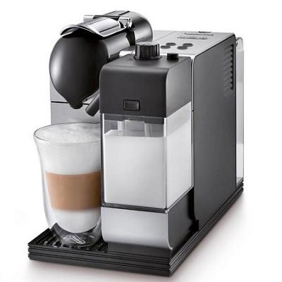 EN520SL Lattissima Plus Capsule Espresso/Cappuccino Machine - Silver