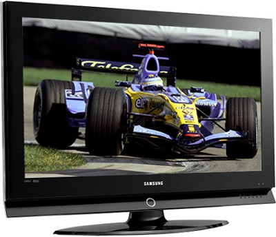 LN-S3292D - 32` high-definition LCD TV (open box - refurbished)